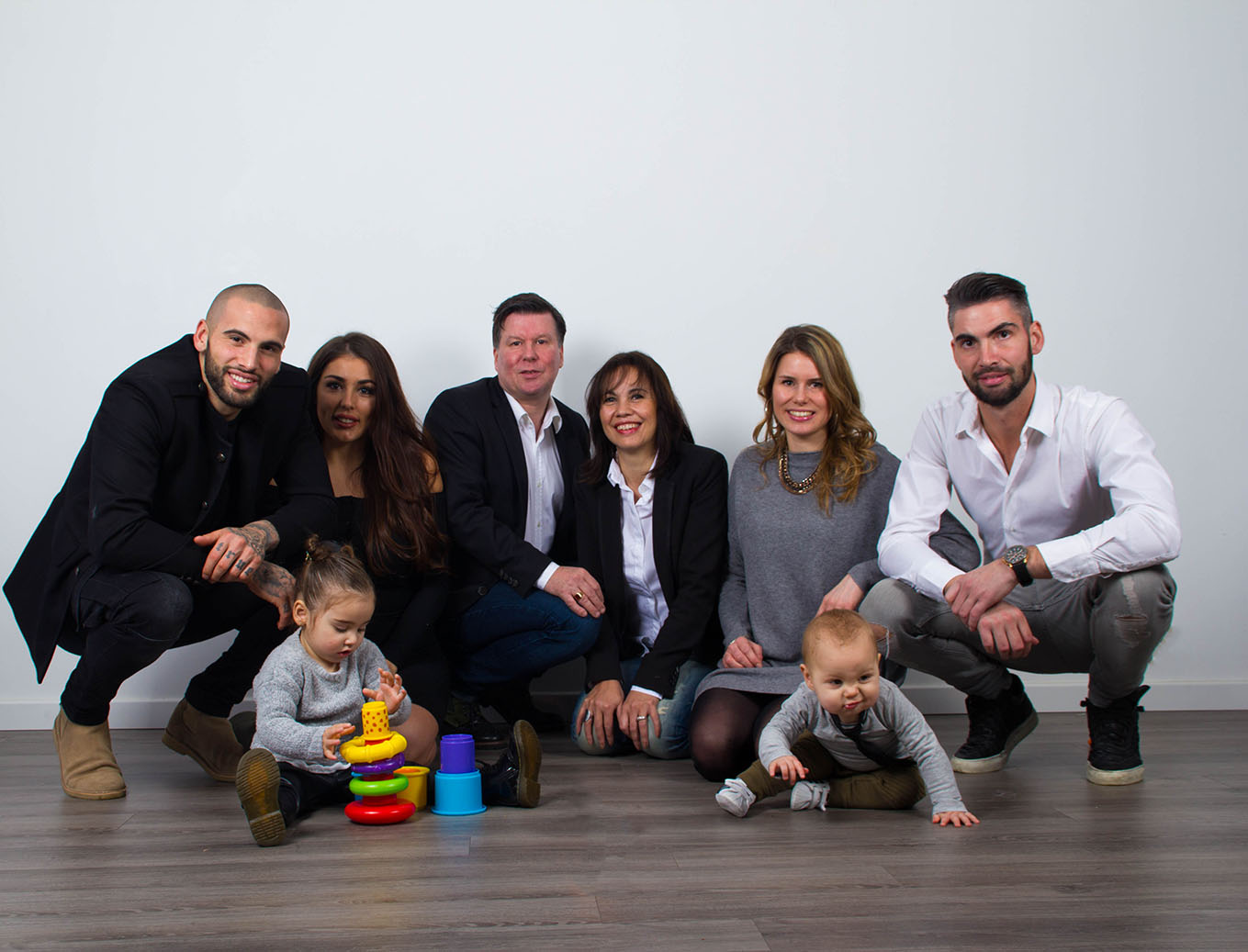 Familie fotoshoot Deventer