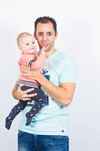 Portret foto halfbeeld