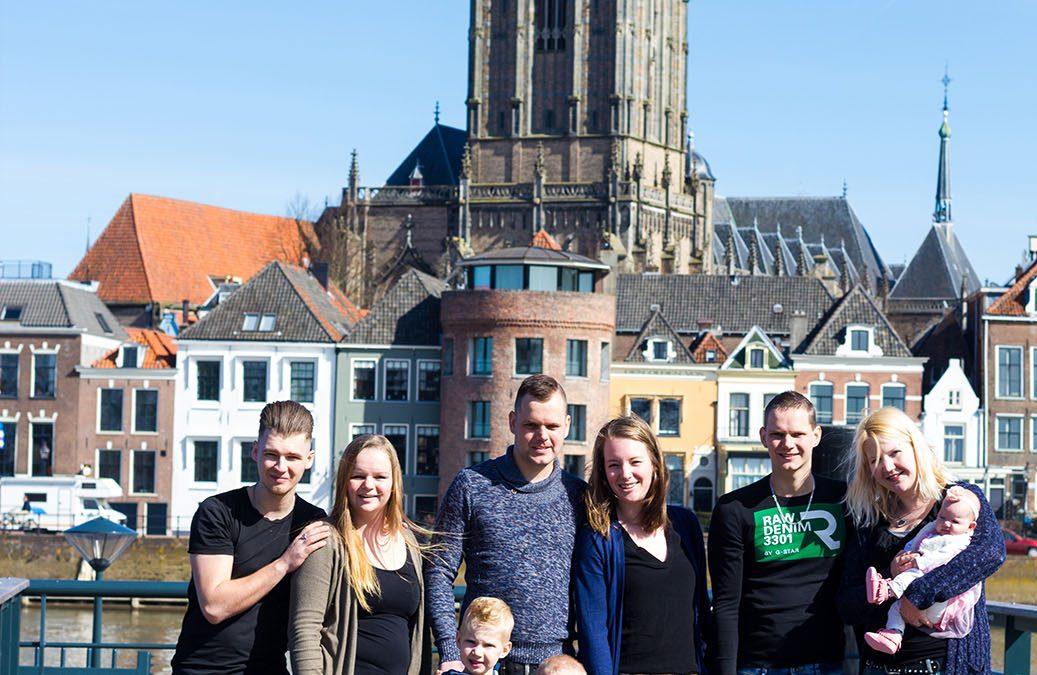 Deventer Familie Fotoshoot