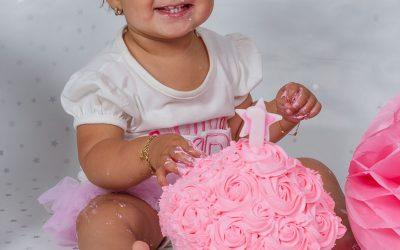 Cake Smash Ceylina