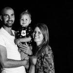 Familie Fotoshoot met Danny / anouk en Dion