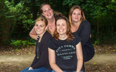 Vriendinnen Shoot Deventer
